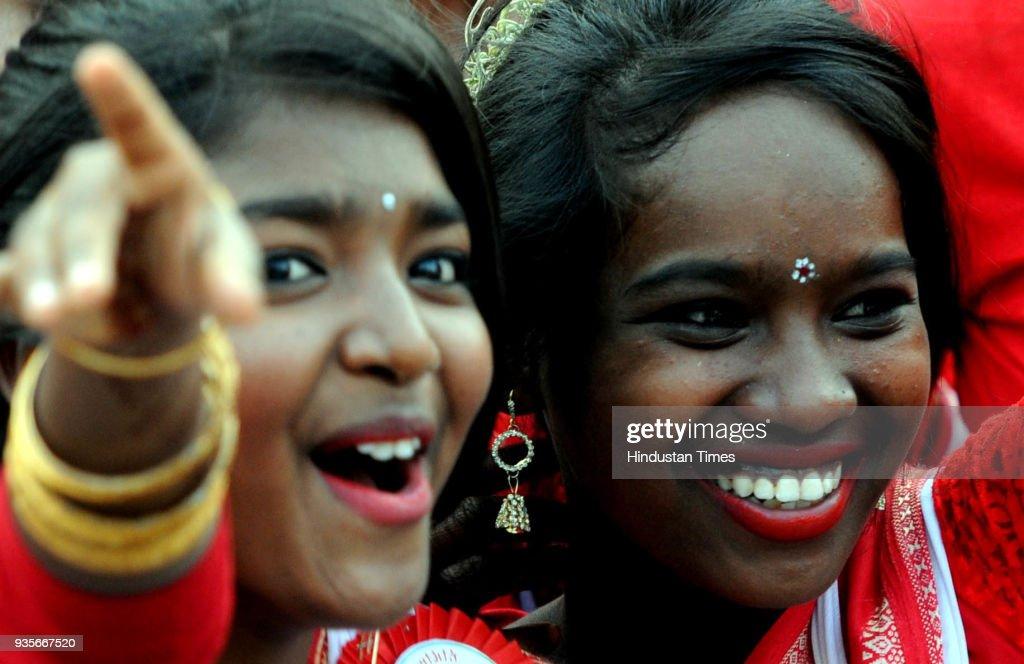 Sarhul Celebrations In Jharkhand
