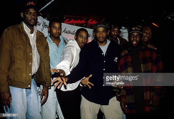 A Tribe Called Quest's QTip At China Club New York October 1992