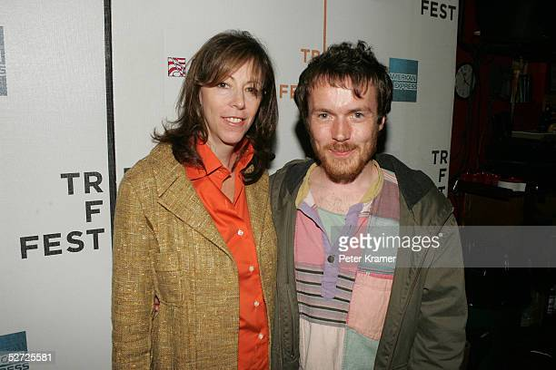 Tribeca Film Festival CoFounder Jane Rosenthal and singer Damien Rice attend the Tribeca Film Festival ASCAP Music Lounge The ASCAP Music Lounge is...