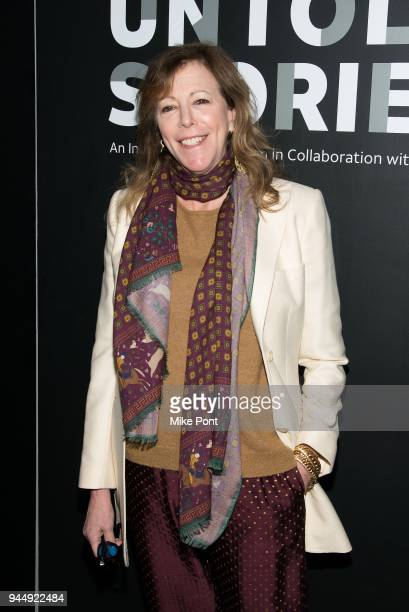 Tribeca Film Festival CoFounder Jane Rosenthal attends the 2nd Annual ATT Presents Untold Stories An Inclusive Film Program In Collaboration With...
