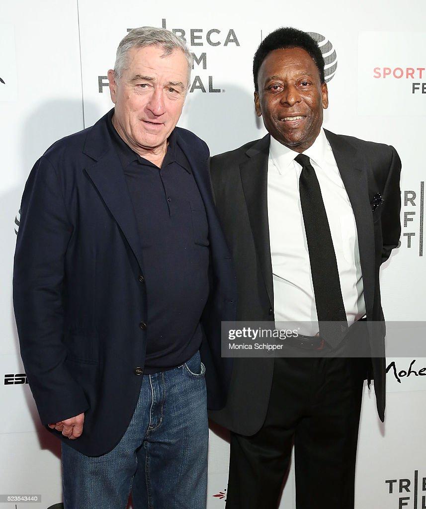 "NY: ""Pele: Birth of a Legend"" Premiere - 2016 Tribeca Film Festival"