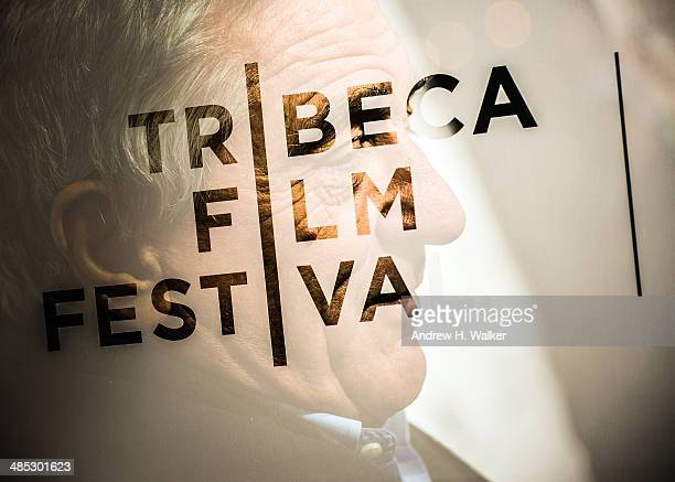 Tribeca Film Festival Cofounder Robert De Niro attends the 'Time Is Illmatic' Opening Night Premiere during the 2014 Tribeca Film Festival at The...