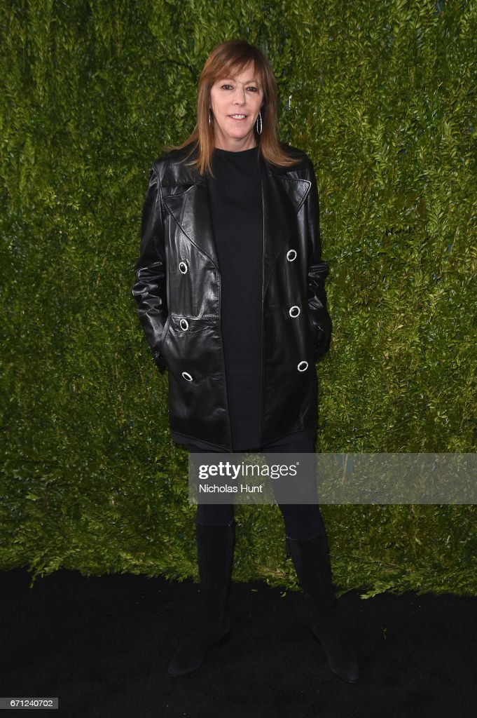 Tribeca Film Festival founder Jane Rosenthal attends CHANEL Tribeca Film Festival Women's Filmmaker Luncheon at The Odeon on April 21, 2017 in New York City.