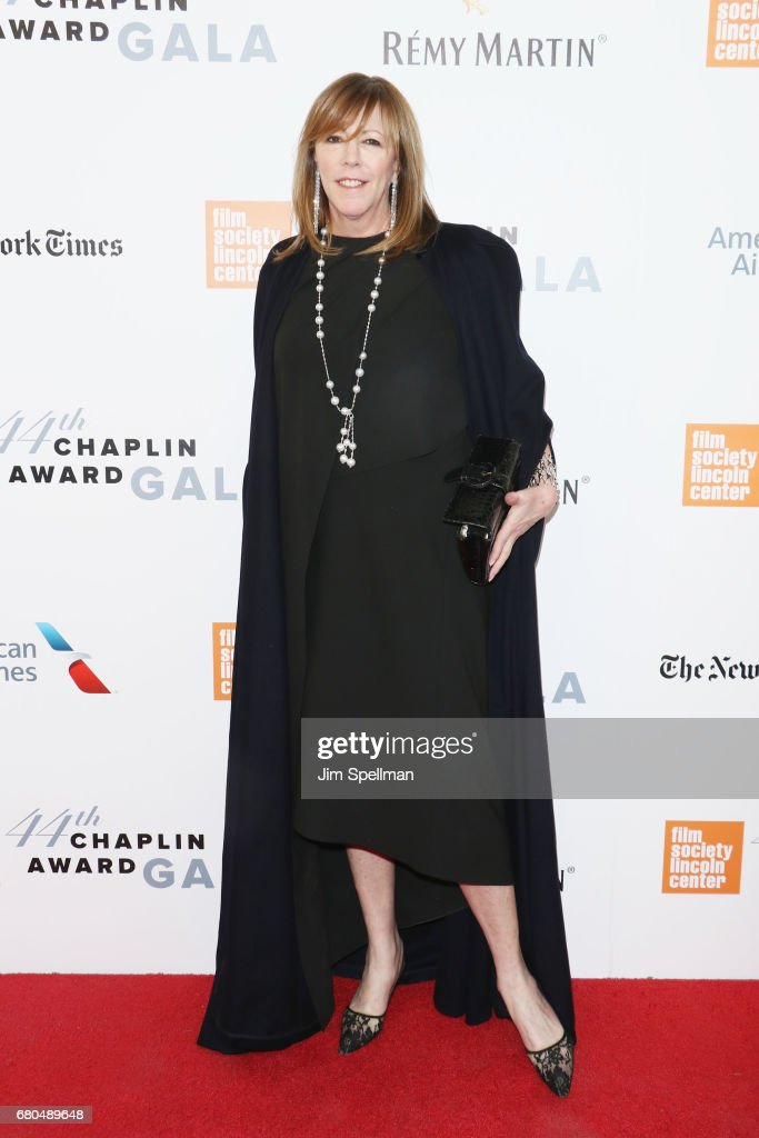 TriBeCa Film Institute co-founder Jane Rosenthal attends the 44th Chaplin Award Gala at David H. Koch Theater at Lincoln Center on May 8, 2017 in New York City.