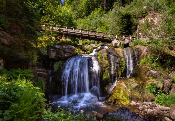 Triberger Wasserfälle (Triberg Waterfalls), Triberg, Germany
