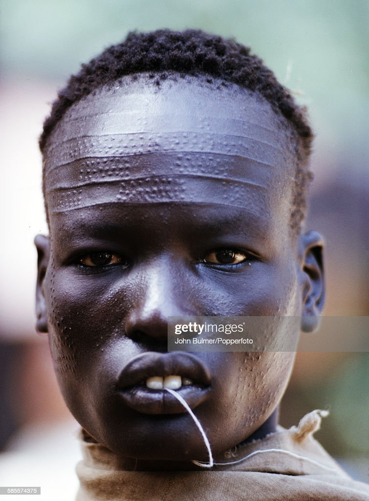 Ethiopian Tribesman : News Photo