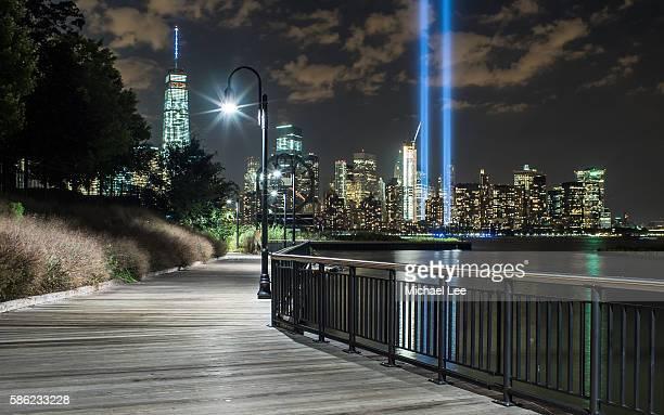 9/11 Tribute in Light - New York