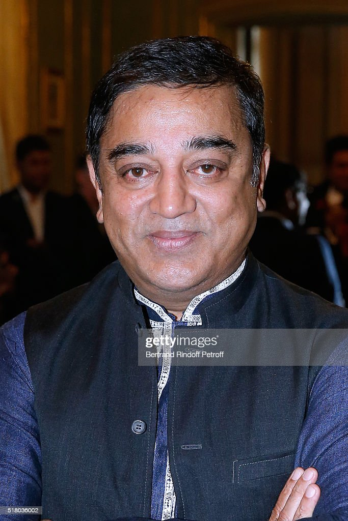 Tribute to Kamal Haasan In Paris