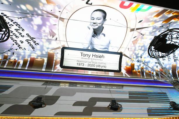 NV: Las Vegas Remembers Tech Entrepreneur Tony Hsieh
