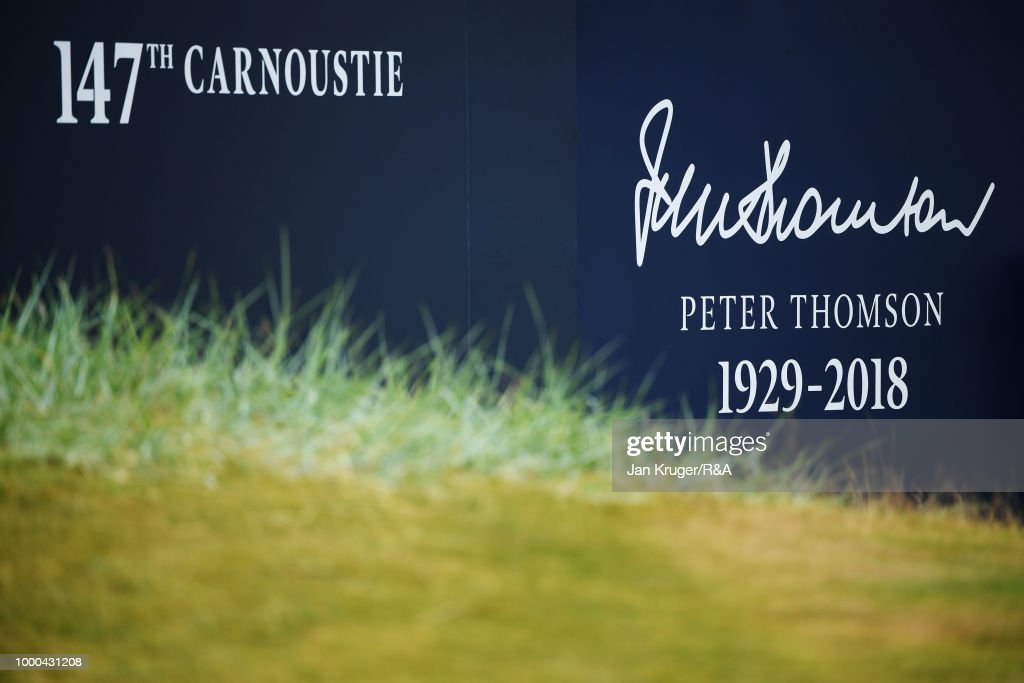 147th Open Championship - Previews : News Photo