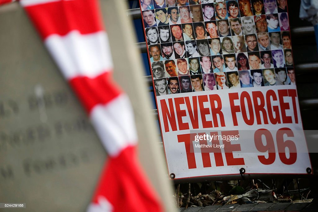 Conclusions Are Reached On All 96 Deaths At The Hillsborough Inquest : News Photo