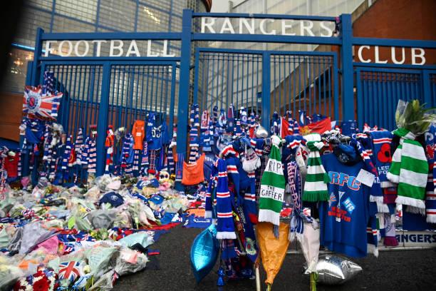 GBR: Rangers FC v Aberdeen FC - Cinch Scottish Premiership