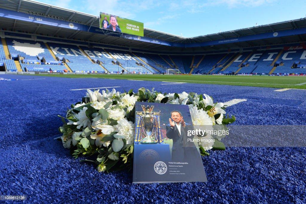 Leicester City v Burnley FC - Premier League : News Photo