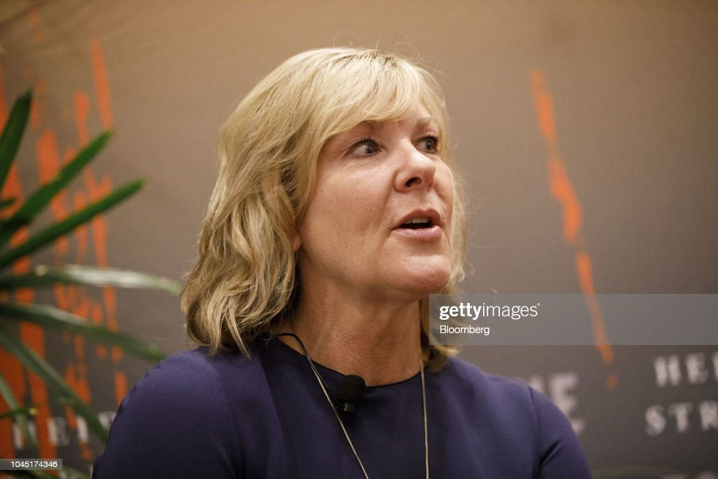 Key Speakers At Fortune's Most Powerful Women Conference : ニュース写真