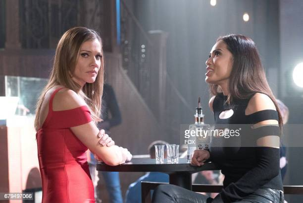 Tricia Helfer and LesleyAnn Brandt in the Candy Morningstar spring premiere episode of LUCIFER airing Monday May 1 on FOX