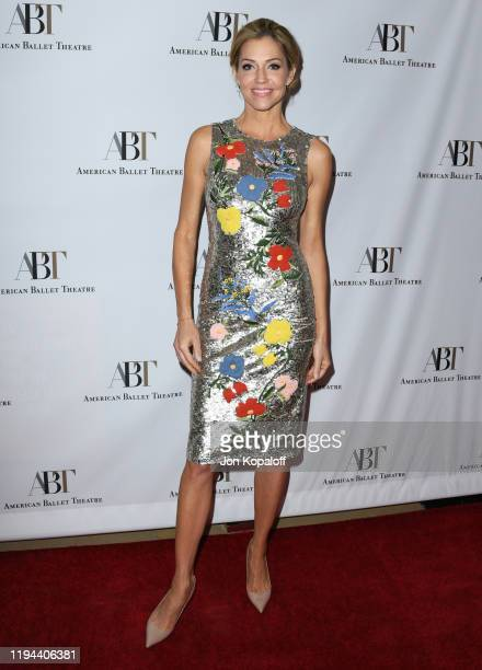 Tricia Helfer attends American Ballet Theatre's Annual Holiday Benefit at The Beverly Hilton Hotel on December 16, 2019 in Beverly Hills, California.