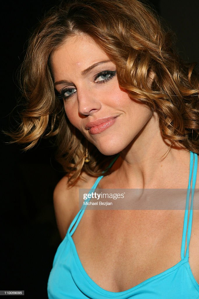 """Tricia Helfer of """"Battlestar Galcatica"""" Party to Celebrate the Release of the"""
