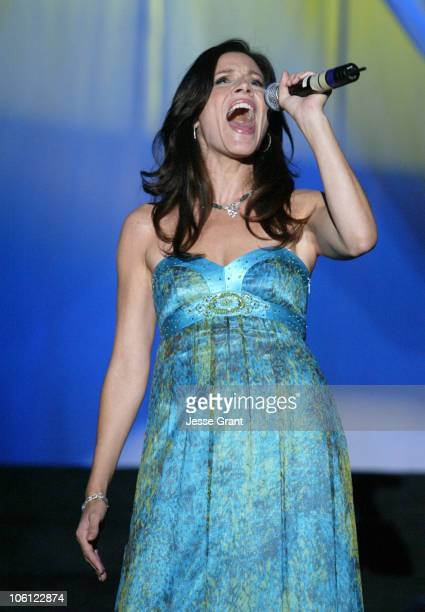 Tricia Leigh Fisher during 51st Annual Thalians Ball - Show at Hyatt Regency Century Plaza in Century City, California, United States.
