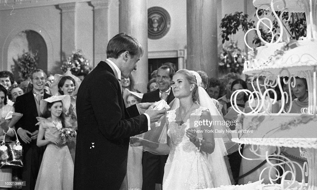 White House Wedding Cake : Nieuwsfoto's