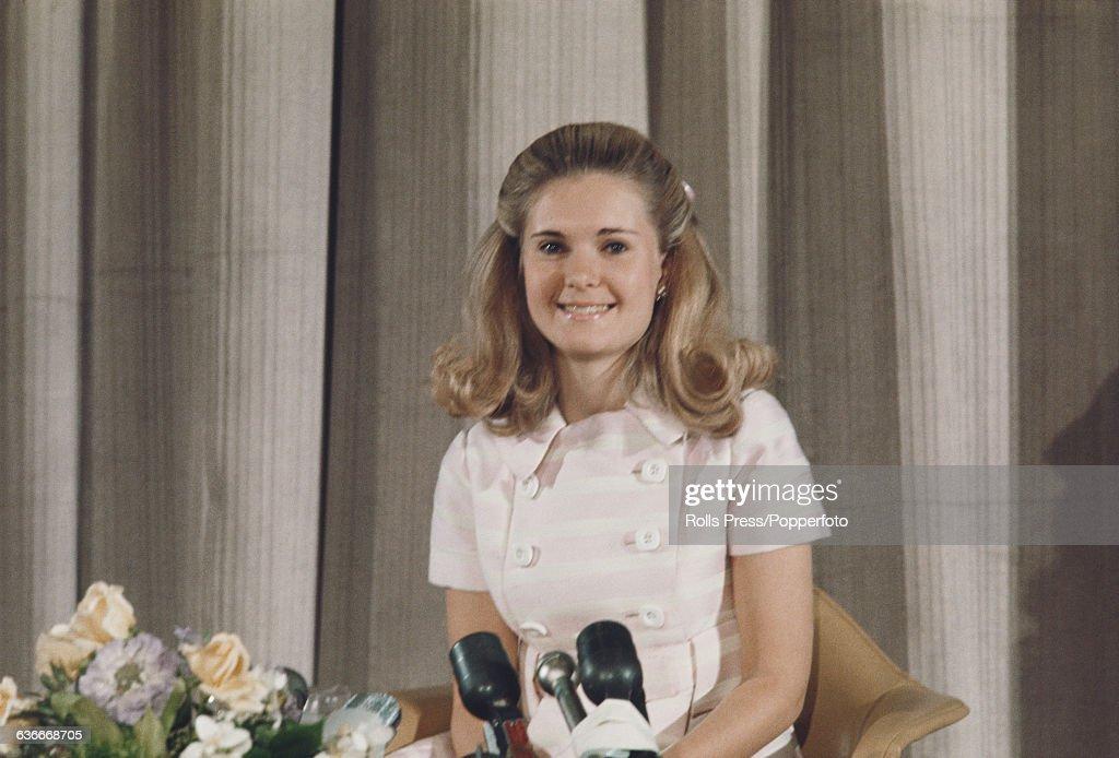 Tricia Nixon 1969