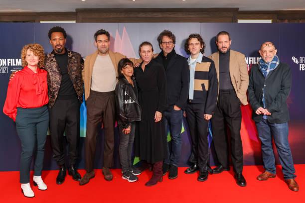 "GBR: ""The Tragedy Of MacBeth"" BFI London Film Festival Special Presentation - Photocall"