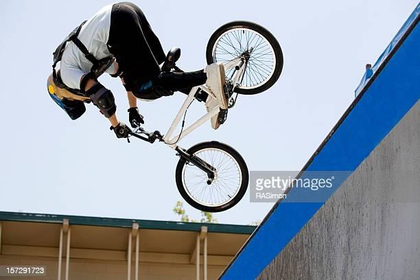 Trick BMX Rider