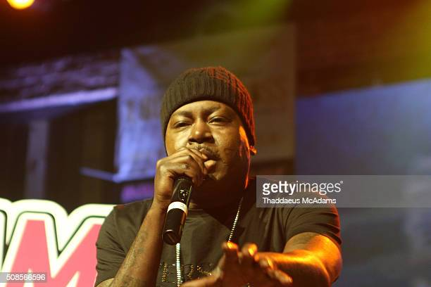 Trick Daddy at Revolution on February 4 2016 in Fort Lauderdale Florida