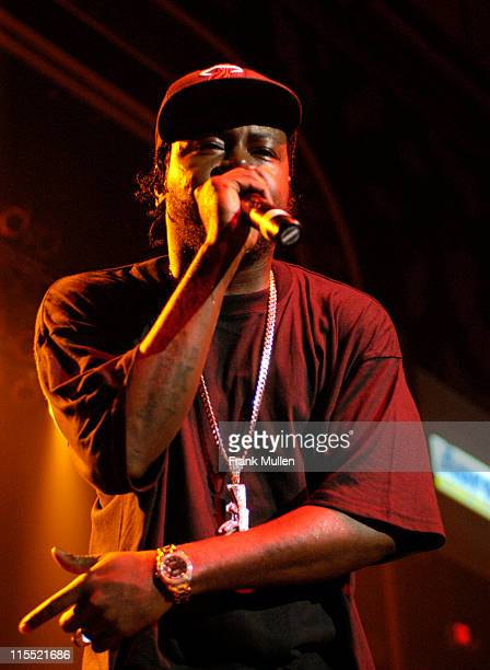 Trick Daddy during 955 The BEAT Birthday Bash VI at The Tabernacle in Atlanta Georgia United States