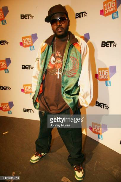 Trick Daddy during Ciara Trick Daddy Ying Yang Twins and Eva Pigford Appear on 106 Park at BET Studios in New York City New York United States