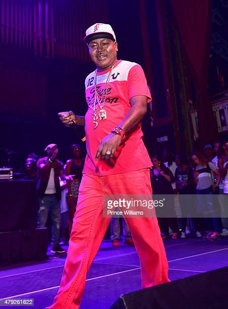Trick Daddy performs at The Tabernacle on June 19 2015 in Atlanta Georgia