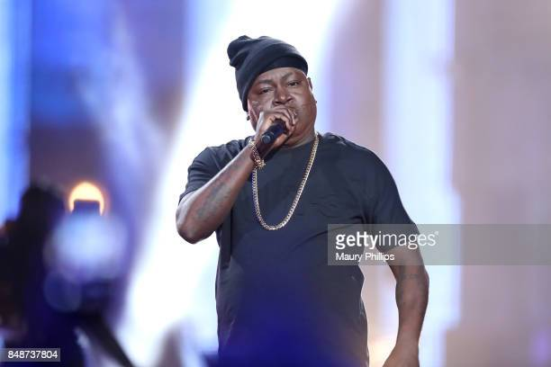 Trick Daddy performs onstage at VH1 Hip Hop Honors The 90s Game Changers at Paramount Studios on September 17 2017 in Los Angeles California