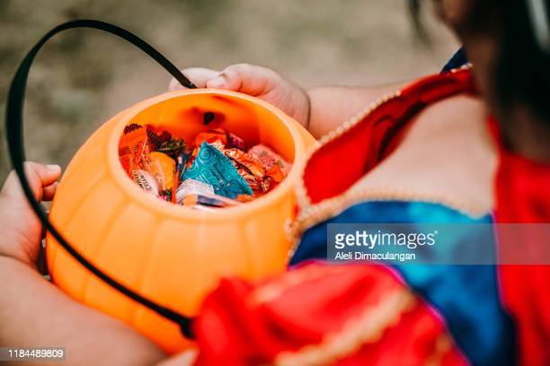 trick or treat - trick or treat stock pictures, royalty-free photos & images