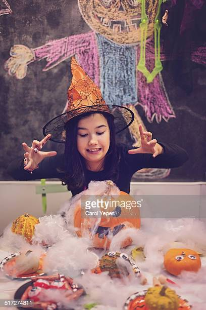 trick or treat - ugly witches stock photos and pictures
