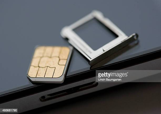 Trickery with the SIM card Fraud in online banking Weak point is once again the SIM card of mobile phones