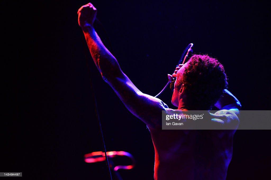 Sundance London - MUSIC EVENT: Tricky performing 'Maxinquaye' With Martina Topley Bird at IndigO2