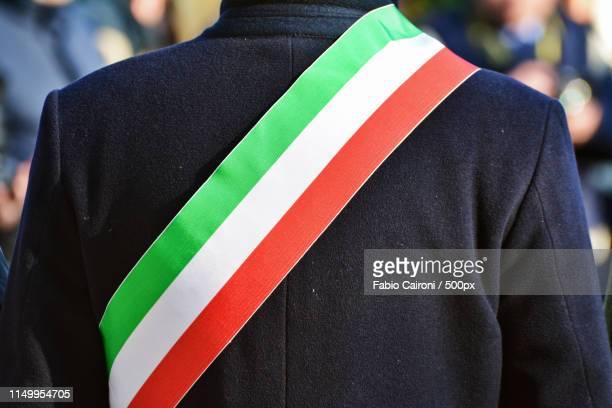 tricolor sash - sjerp stockfoto's en -beelden
