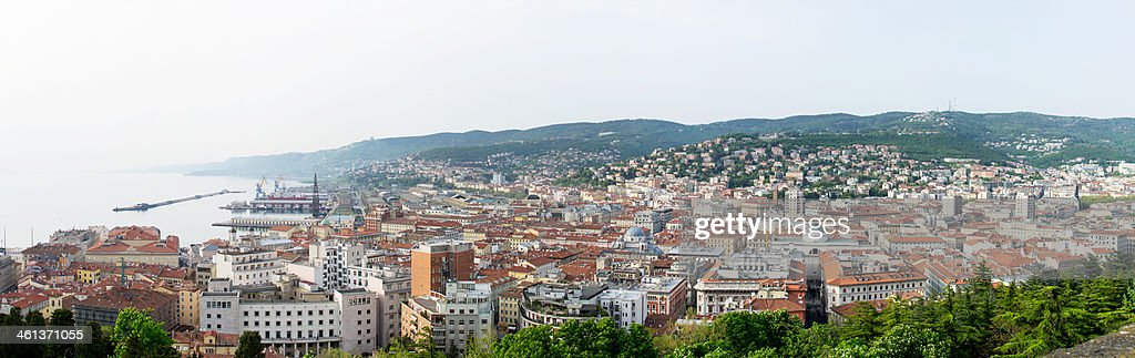 Trieste, Italy : Stock Photo