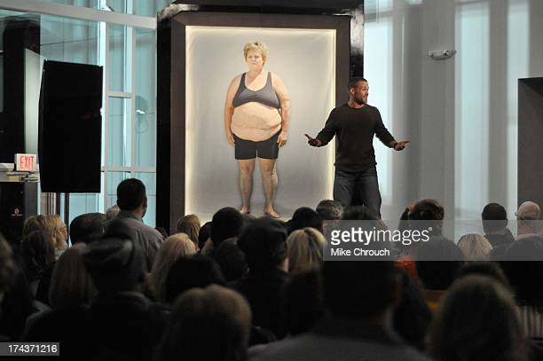 LOSS Trina At 5'4 and 290 pounds 46yearold registered nurse and mother of three Trina is afraid she'll soon become one of the morbidly obese patients...