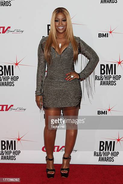 Trina attends BMI's 2013 RB/HipHop Awards at The Manhattan Center on August 22 2013 in New York City