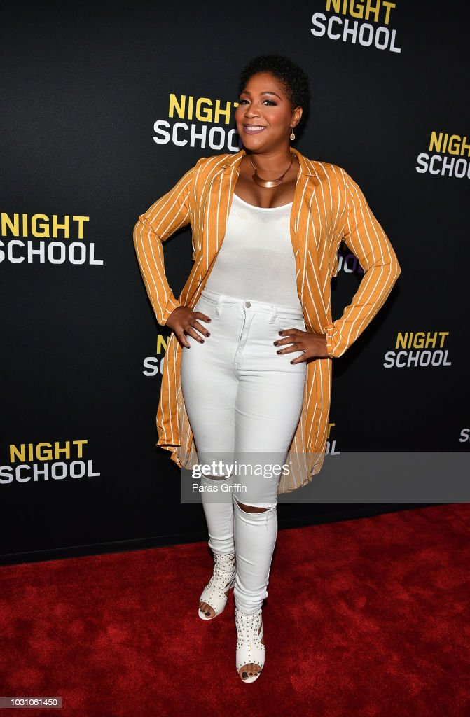 'Night School' Red Carpet Screening With Kevin Hart And Will Packer At Regal Atlantic Station : News Photo