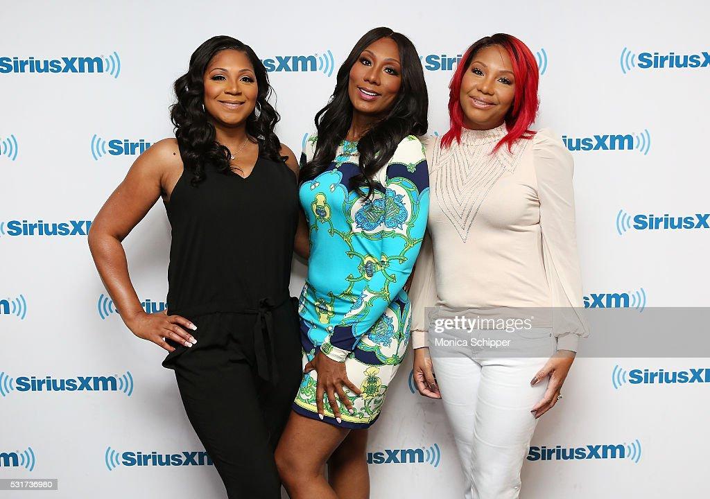 Celebrities Visit SiriusXM - May 16, 2016 : News Photo