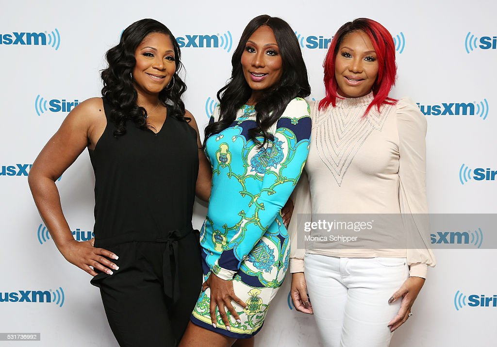 Celebrities Visit SiriusXM - May 16, 2016 : News Photo