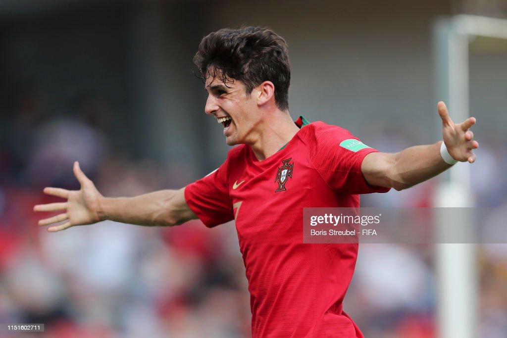 Portugal v Korea Republic: Group F - 2019 FIFA U-20 World Cup : Photo d'actualité