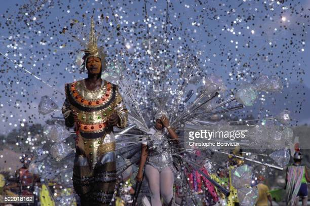 trinidad carnival - trinidad and tobago stock pictures, royalty-free photos & images