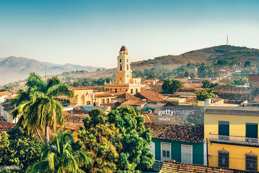 Trinidad, Cuba : Stock Photo