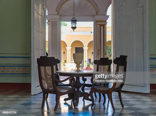 Trinidad de Cuba Cantero Palace currently known as Museum of History is a major tourist landmark and a display of the lifestyle rich sugar planters...