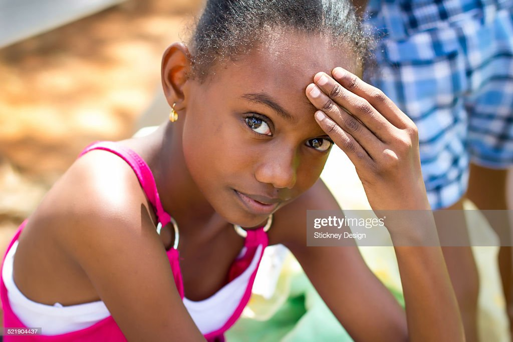 Trinidad girl