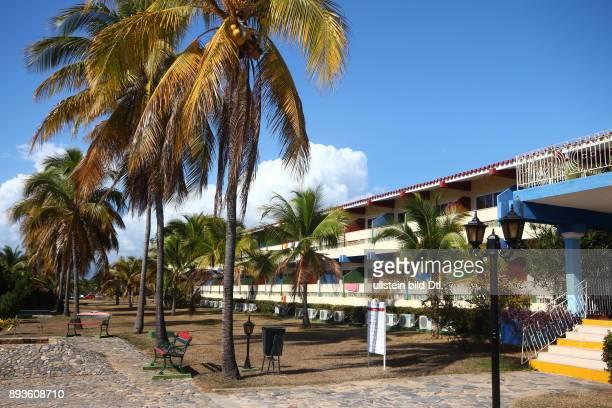 Trinidad ist eine Stadt in der Provinz Sancti Spíritus / Hotel Club Amigo Costa Sur Kuba Cuba Urlaub Republica de Cuba Republik Kuba Karibik