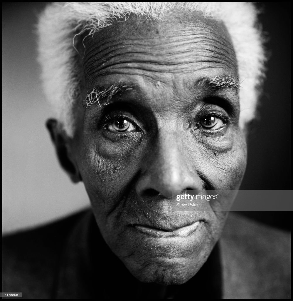 Trinidad-born journalist Cyril Lionel Robert James (1901 ? 1989), 1989.