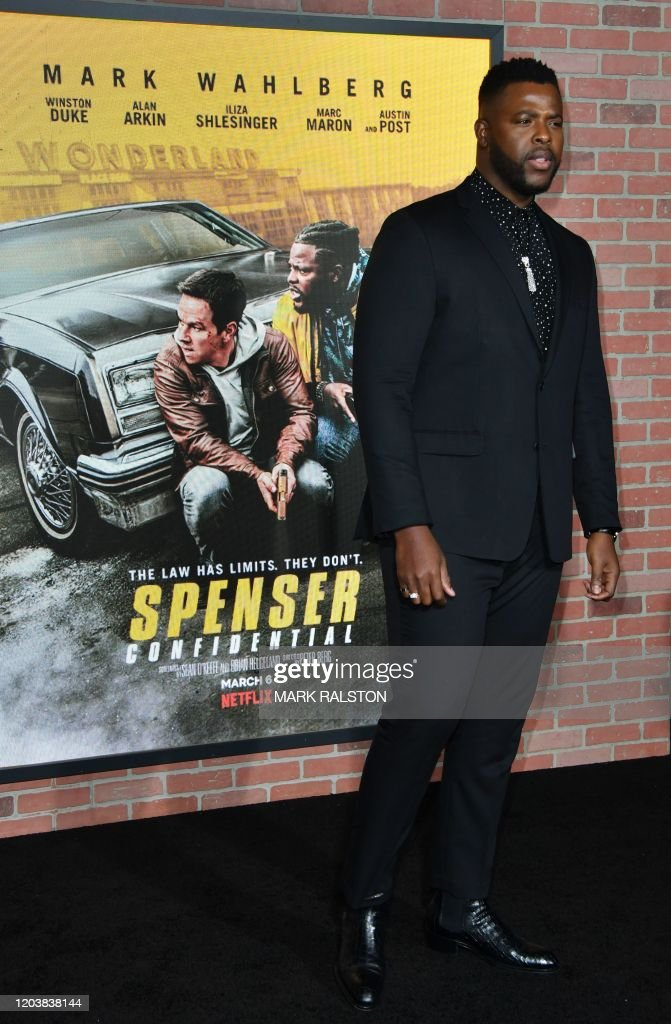 Trinidadianus Actor Winston Duke Arrives For The Premiere Of News Photo Getty Images